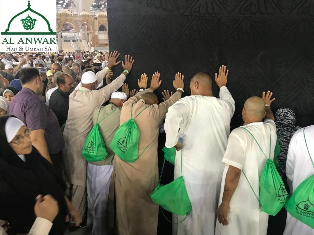 hujaaj daily tawaf